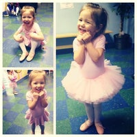 Photo taken at Fairytale Ballet by Kathryn K. on 3/9/2013