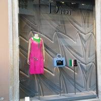 Photo taken at Dior by Elias L. on 11/1/2014