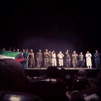Photo taken at مسرحية عودة التجنيد by Abdullah A. on 2/28/2014