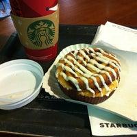 Photo taken at Starbucks by Sebastian G. on 12/2/2012