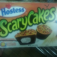 Photo taken at Wonder Hostess Bakery Thriftshop by LISA B. on 10/17/2012