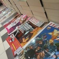 Foto tirada no(a) Saraiva Mega Store por Marcos em 12/8/2012