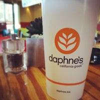 Photo taken at Daphne's Greek Cafe by Rick S. on 10/6/2013