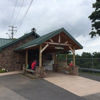 Photo taken at Lockport Cave & Underground Boat Ride by Joseph D. on 8/16/2014
