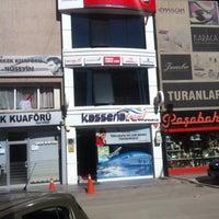 Photo taken at Kasseria travel by Hakan C. on 9/18/2015