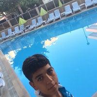 Photo taken at Boraes Hotel by Mehmet T. on 7/6/2016