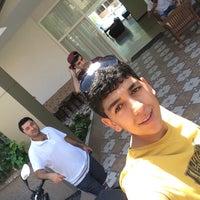 Photo taken at Boraes Hotel by Mehmet T. on 7/7/2016