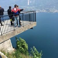 Terrazza del Brivido - Pieve di Tremosine, Lombardei