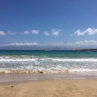 Photo taken at Santa Maria Beach by Kelly A. on 8/31/2017