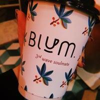 Photo prise au Blum Coffee House par cerensek le3/20/2018