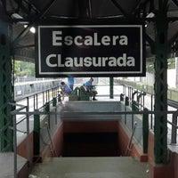 Photo taken at Estación Lanús [Línea Roca] by Abel R. on 1/14/2015