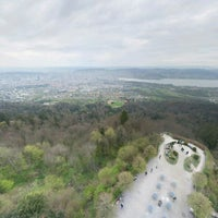 Photo taken at Uetliberg Aussichtsturm by Abel R. on 4/15/2017
