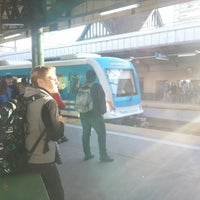 Photo taken at Estación Lomas de Zamora [Línea Roca] by Abel R. on 8/21/2017