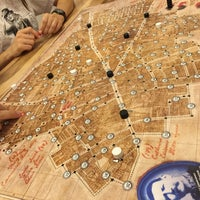 7/15/2017 tarihinde Glz C.ziyaretçi tarafından Da Vinci Escape & Board Game Cafe'de çekilen fotoğraf