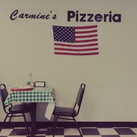 Снимок сделан в Carmine's Pizzeria пользователем Brad K. 4/21/2015