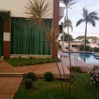 Photo taken at Shelton Palace Hotel by Tiago O. on 9/8/2015