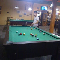 Photo taken at Snooker Bar by Junior R. on 2/5/2014