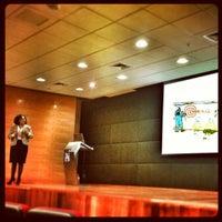 Photo taken at Auditorio Universidad Privada del Norte by Claudia V. on 9/13/2013