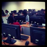 Photo taken at Universidad Privada del Norte (UPN) by Claudia V. on 5/3/2013