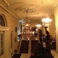 Photo taken at Omni Royal Orleans by SandiSecrets on 1/5/2013