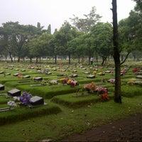 Photo taken at TPU Pondok Ranggon by Andi S. on 4/22/2013