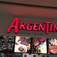 Photo taken at Argentina Steakhouse Express by javier m. on 9/17/2016