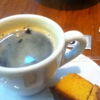 Photo taken at Antesala Café by Sergio T. on 1/17/2013