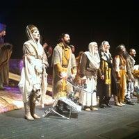 Photo taken at İstanbul Devlet Tiyatroları Cevahir Sahnesi by Burak G. on 2/8/2013