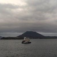 Photo taken at Florø by Burak G. on 3/13/2014