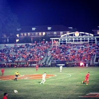 Photo taken at Historic Riggs Field by Brian M. on 9/27/2014