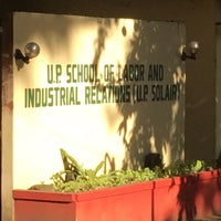 Photo taken at School of Labor and Industrial Relations (SOLAIR), University of the Philippines by VP Teody on 3/3/2018