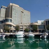 Photo taken at InterContinental Abu Dhabi by InterContinental Abu Dhabi on 1/30/2014