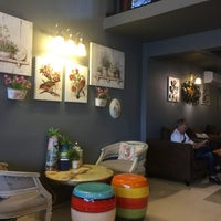 Photo taken at montrio coffee by Jay T. on 9/21/2016