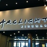 Photo taken at ArcLight Cinemas by Erik V. on 1/5/2013