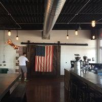 Photo taken at Brick & Mortar Coffee by Aleks K. on 6/29/2015