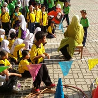 Photo taken at Sekolah Kebangsaan Seri Pristana by Roslan L. on 5/16/2015