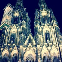 Photo taken at Cologne Cathedral by Sugiyama M. on 5/2/2013