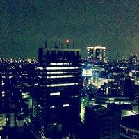 Photo taken at ヴィアイン東京大井町 by Sugiyama M. on 6/11/2013