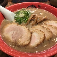 Photo taken at 麺屋めん虎 浜松店 by jubi h. on 11/16/2017
