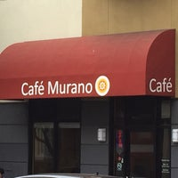 Photo taken at Cafe Murano by Andrew D. on 9/18/2017