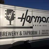 Das Foto wurde bei Harmonic Brewing von Andrew D. am 9/9/2018 aufgenommen