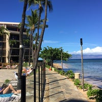 Photo taken at Aston Kaanapali Shores by Andrew D. on 5/21/2017