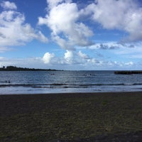 Photo taken at Hana Beach Park by Andrew D. on 5/23/2017