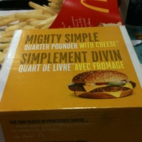 Photo taken at McDonald's by Andrew D. on 10/20/2013