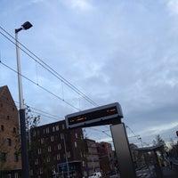 Photo taken at Tramhalte Vennepluimstraat by Stefan M. on 11/20/2012