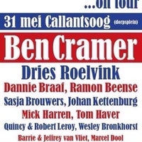 Photo taken at Dorpsplein Callantsoog by Stefan M. on 5/31/2014