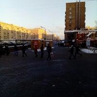 Photo taken at Алексеевский район by Kirill B. on 2/21/2018