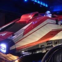 Photo taken at Star Tours - The Adventures Continue by Peter L. on 5/6/2013