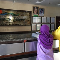 Photo taken at Tanjung Bidara Beach Resort by Nabilah N. on 4/14/2017