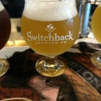 The Tap Room at Switchback Brewing Company